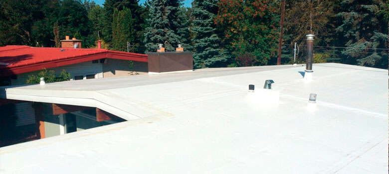 T P O Roofing System In Dallas Tx Panchos Roofing